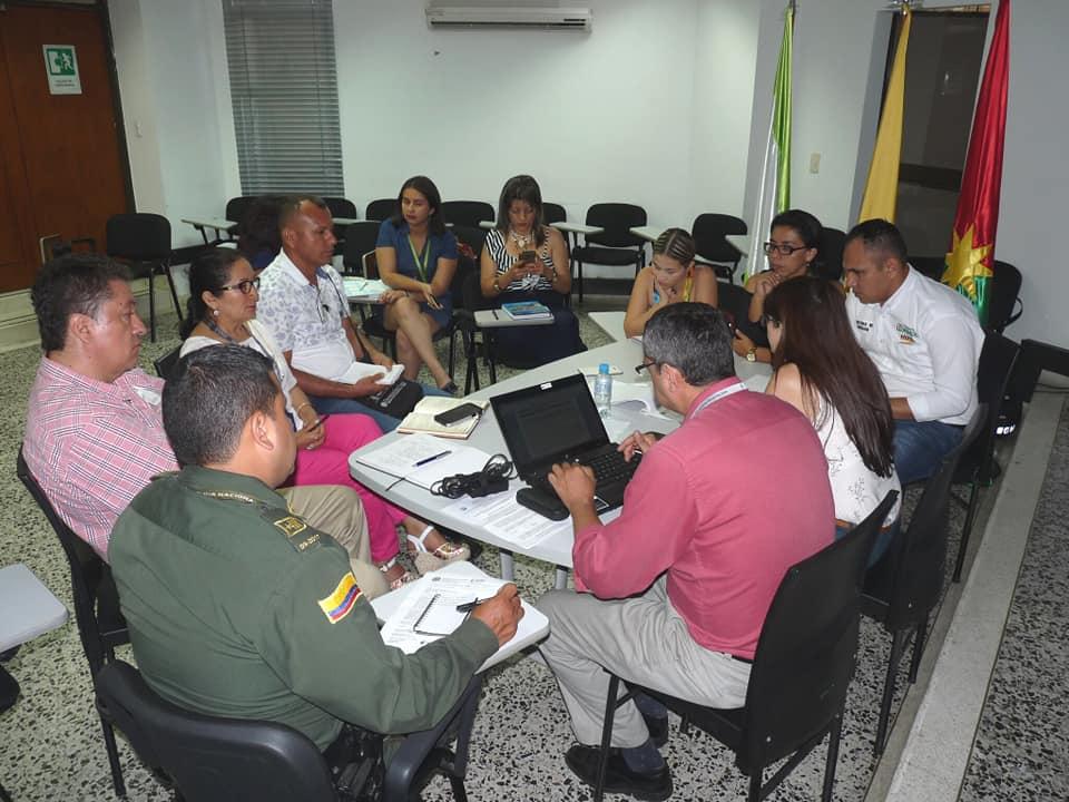 Buscan resolver problemas de Indígenas migrantes de Arauca en Yopal