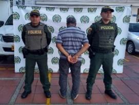 Recapturan interno que evadió prisión domiciliaria por micro tráfico