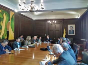 Gerente de Fedearroz Rafael Hernández Lozano propone revisar acuerdo comercial con comunidad Andina