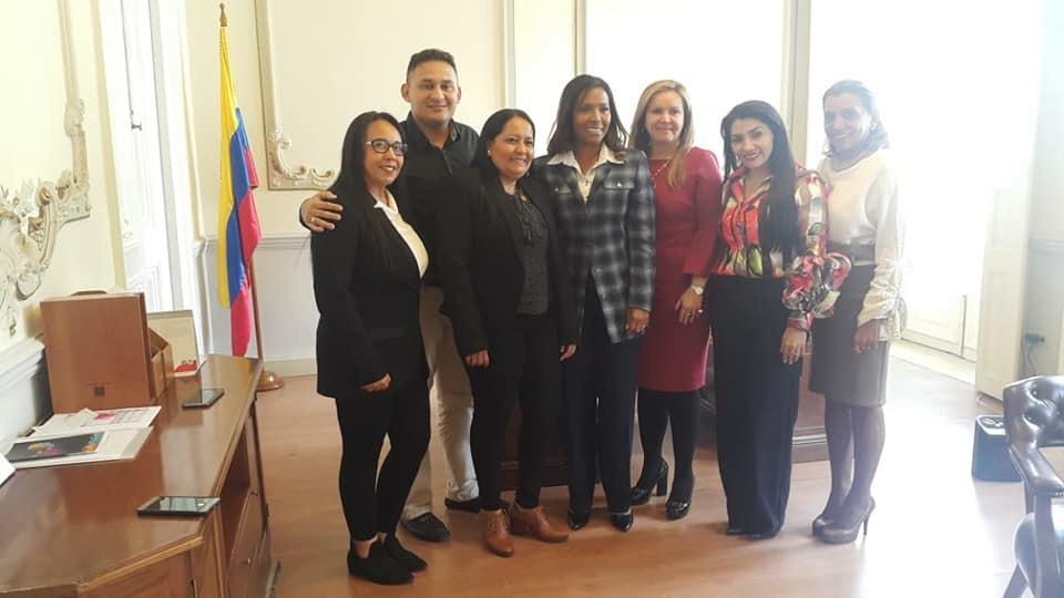 Para celebración del Bicentenario en Pore Casanare pide ayuda a ministra de cultura