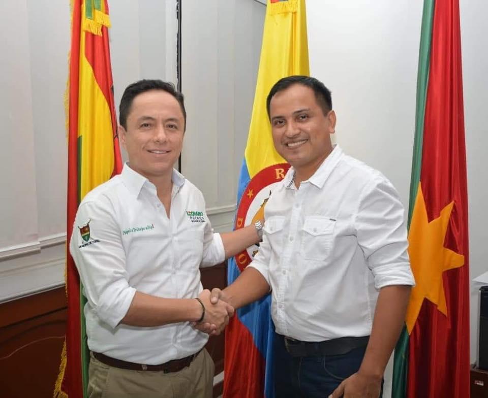 Relevo en la Secretaría de gobierno de Yopal