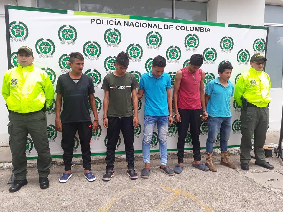 Cae banda que hurtaba ganado en Trinidad y San Luis de Palenque
