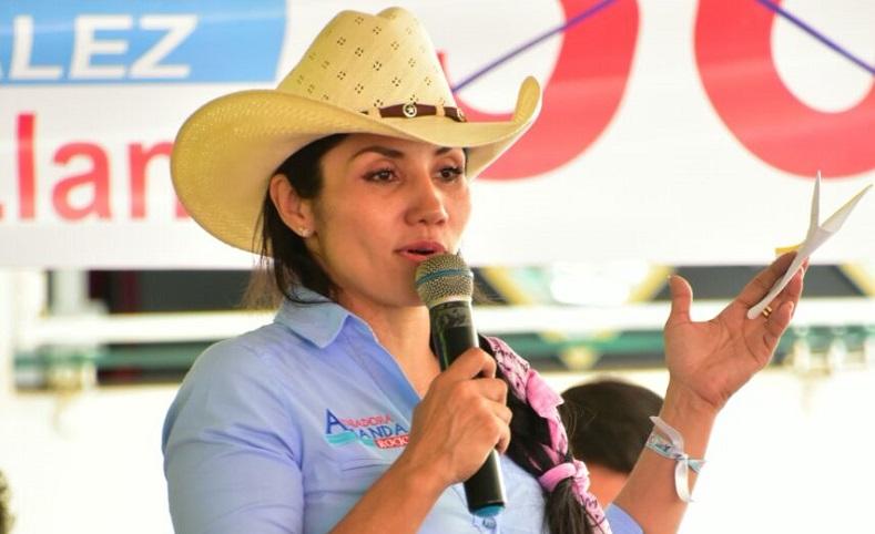 Amanda Rocío Gonzales desvirtúa demanda nulidad de su elección como senadora