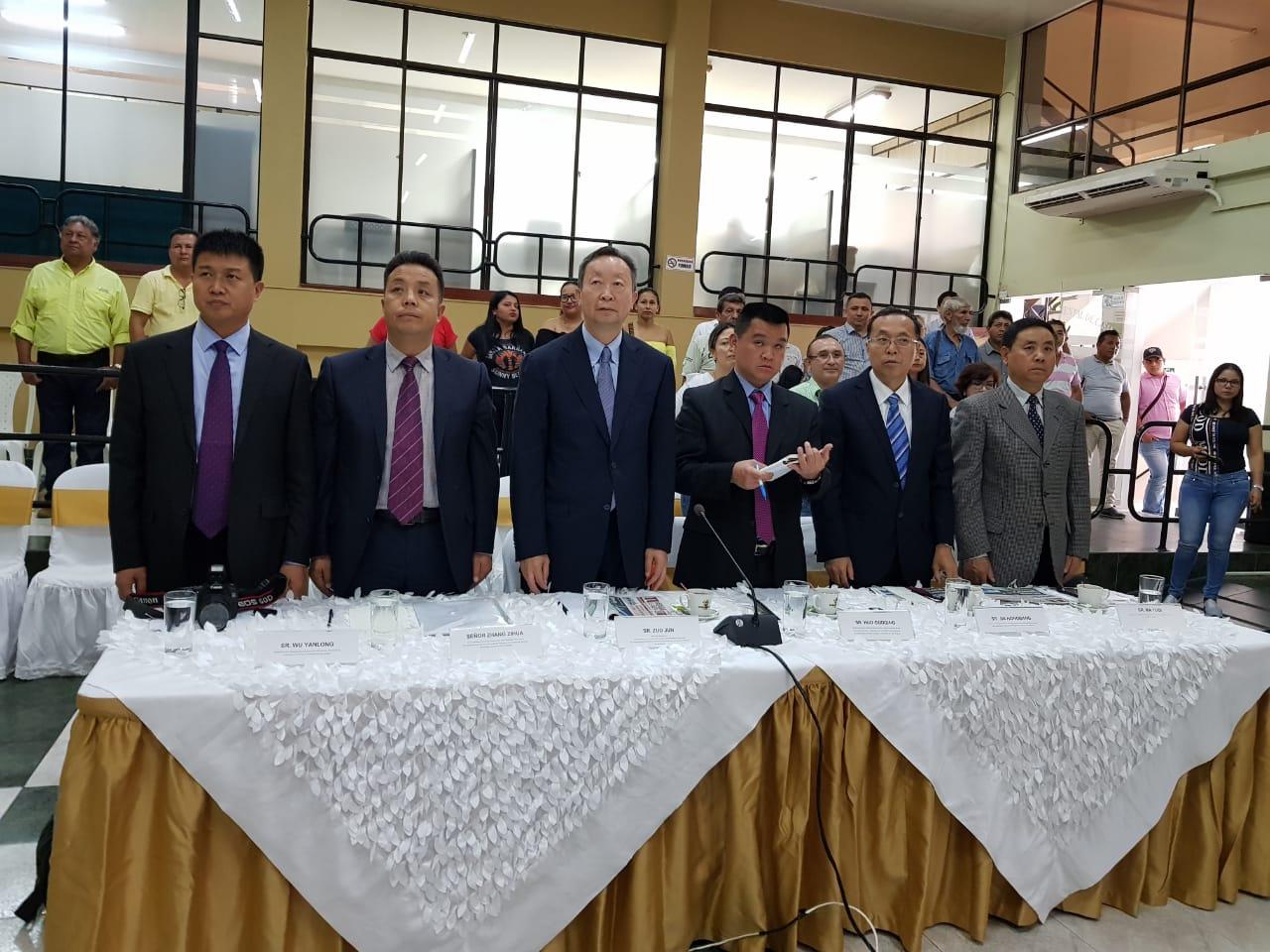 República Popular de China busca convenios de cooperación  con Casanare