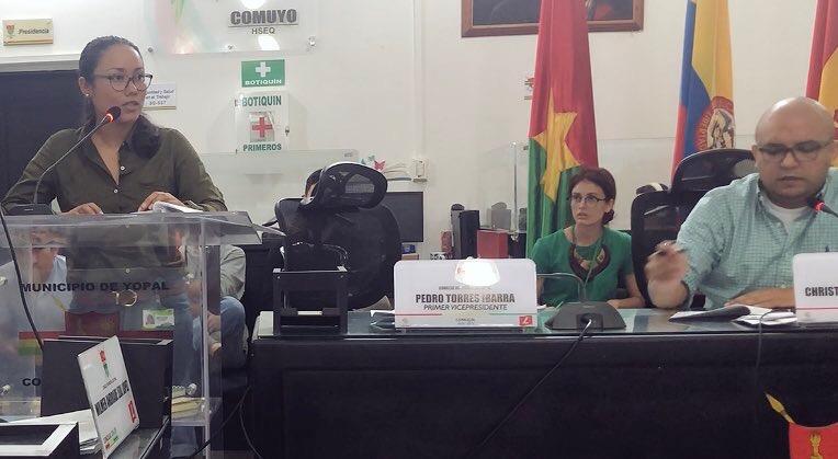 Concejo de Yopal  pide suspender   licencia de construcción a planta de beneficio animal