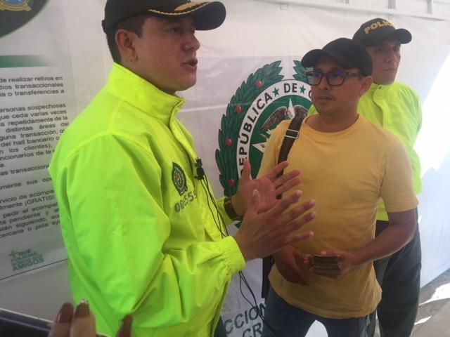 Recuperan 9 de los $ 10 millones hurtados en un fleteo en Yopal