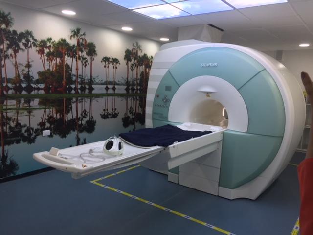 En servicio resonador magnético en  Hospital  Regional de la Orinoquia