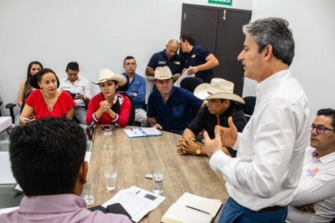 Vicepresidente de ANI anuncia que a finales de octubre arrancan obras de  Yopal Villavicencio