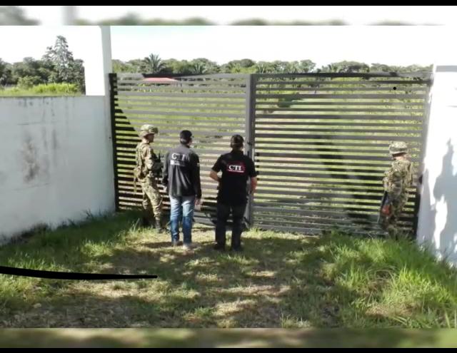 Fiscalía ocupa bienes presuntamente de las disidencias de las  Farc en Casanare