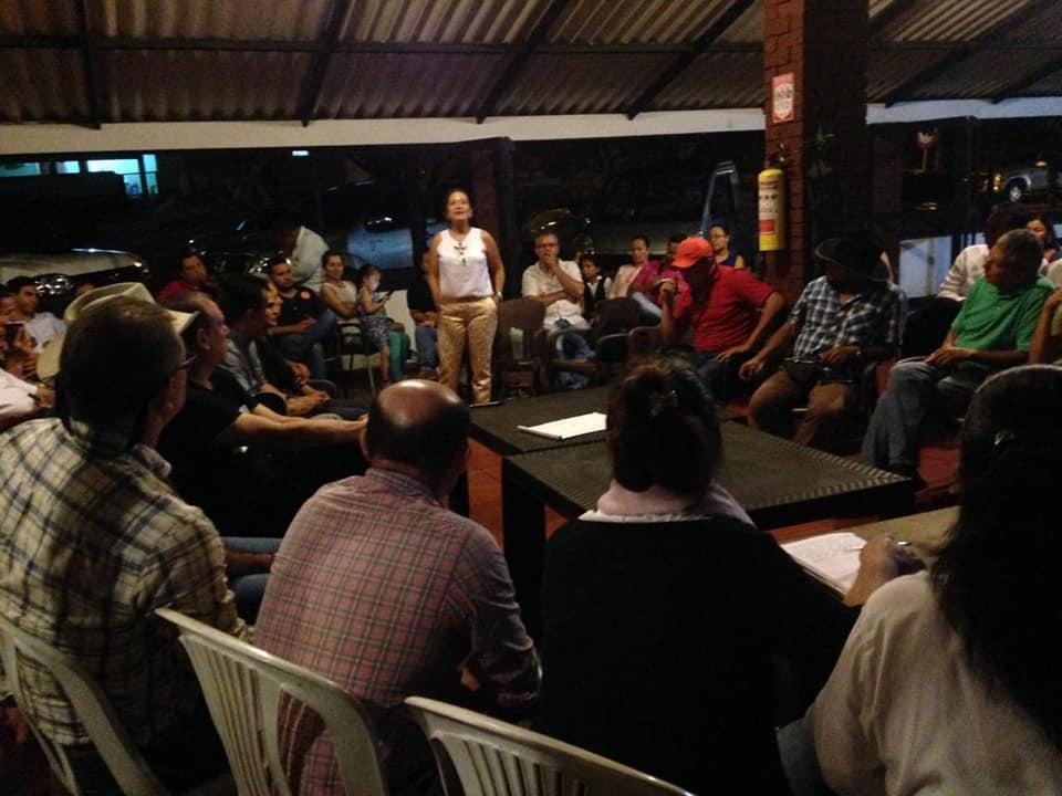 Crean Comité de seguimiento a doble obras de doble calzada Aguazul Yopal