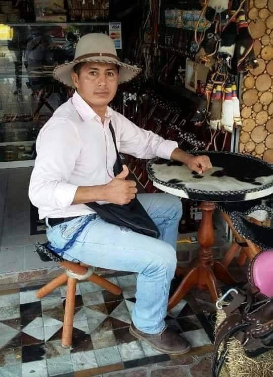 Muere bombero Fredy Gonzales en Yopal