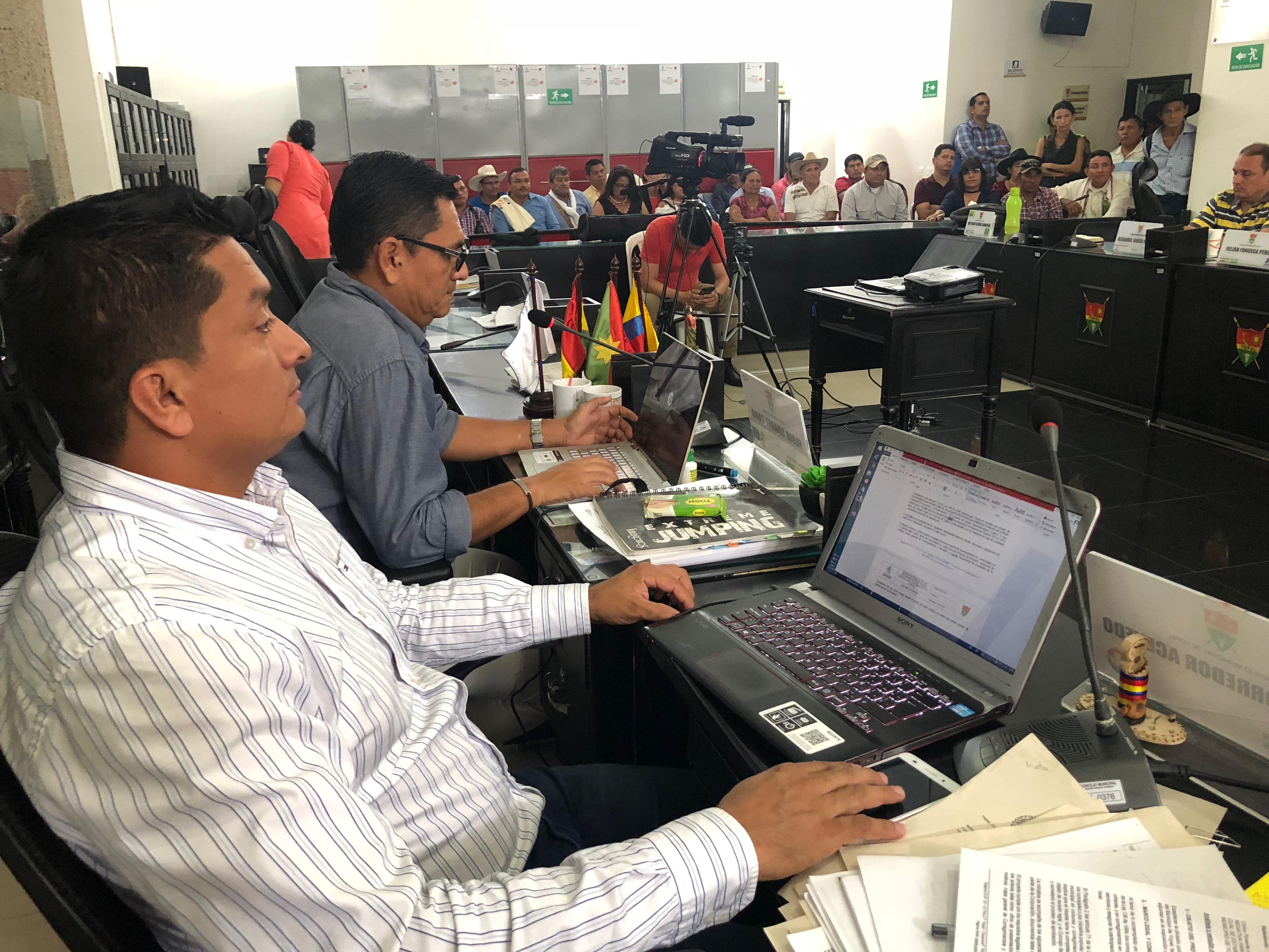 Concejo de Yopal archiva proyecto  que modificaría los limites veredales