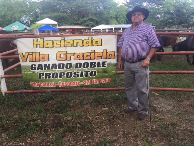 """""""El ganado está a muy buen precio"""" : Ali de Jesús Dalel Barón"""