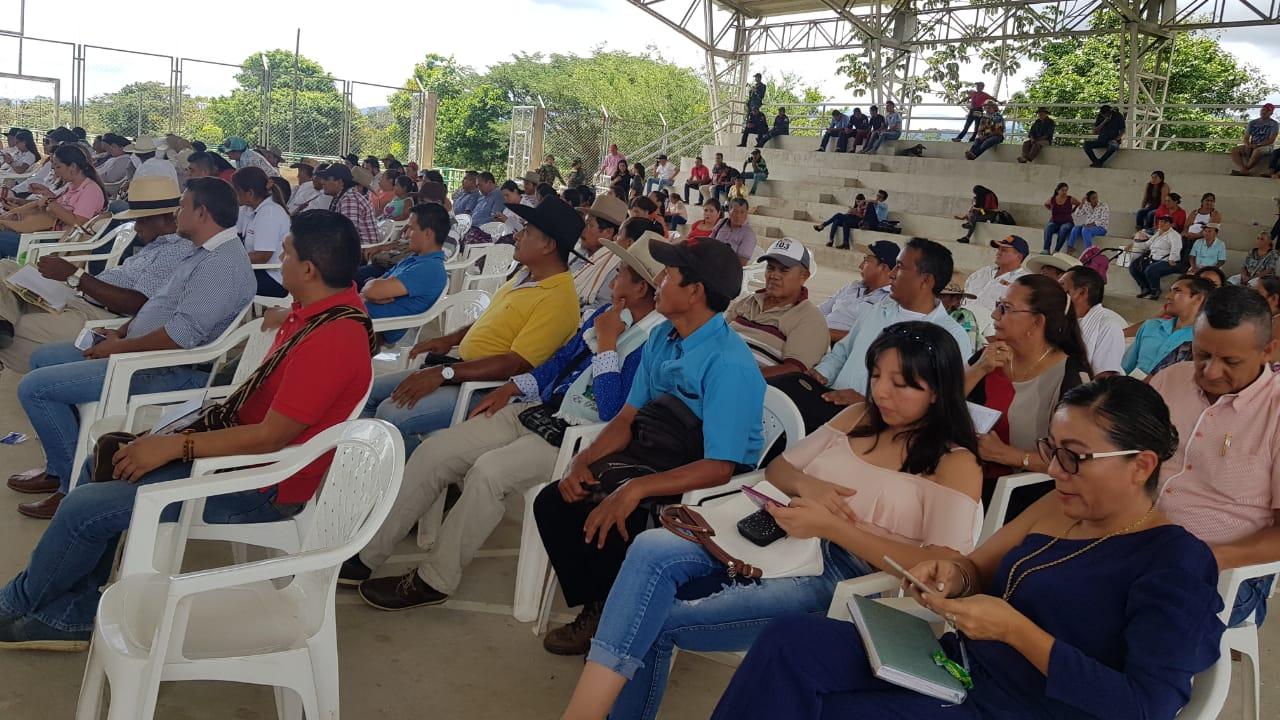 Comunidad de Nunchía pide masificación del gas, arreglo de vías y agua para colegios