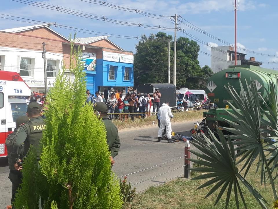 Un nuevo caso de muerte en accidente de moto en Yopal