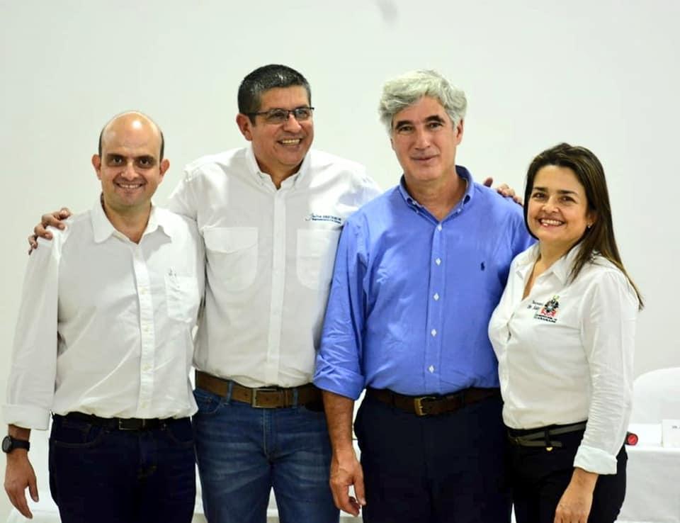Ministro de Salud juan Pablo Uribe dejó compromisos en visita a Casanare
