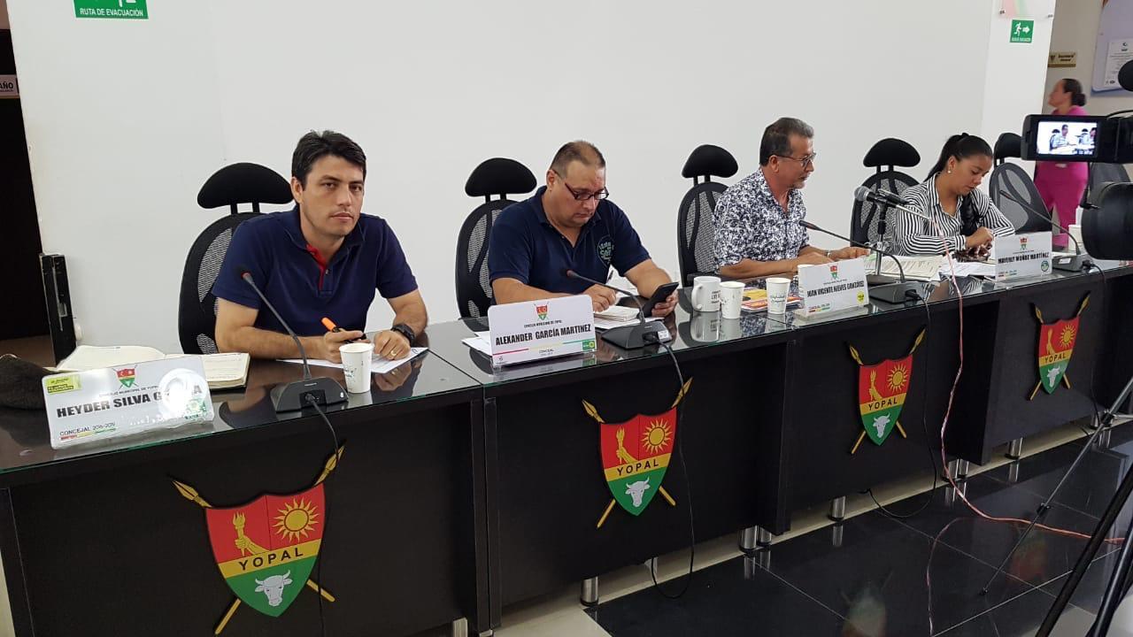 Concejo municipal de Yopal aprueba realización de consulta petrolera