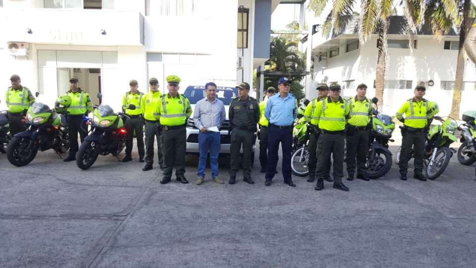 Con intervención de policía y tránsito bajan siniestros por accidentes en Yopal