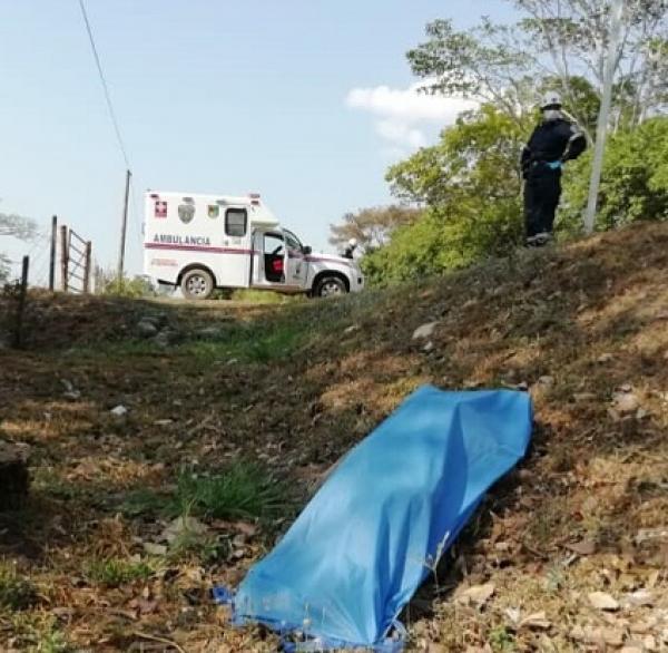 Identifican cuerpo de persona encontrada en Valle verde en Aguazul