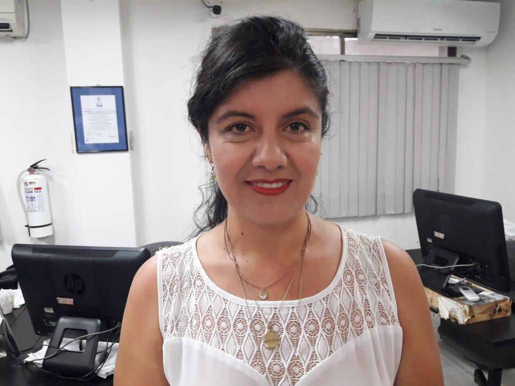 Leonardo Puentes designa como secretaria de educación a Luz Dary Calderón Olmos