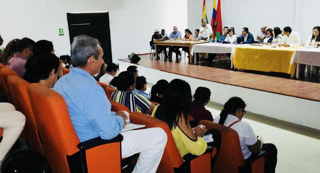Mesas de diálogo para la doble calzada Aguazul – Yopal fueron instaladas en la capital casanareña.