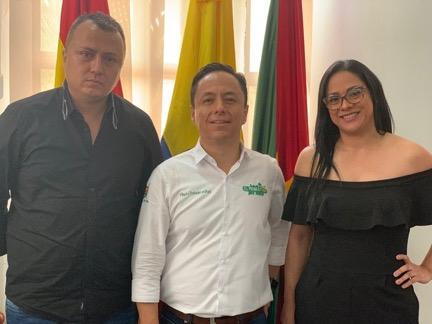 Nuevos secretarios en alcaldía de Yopal