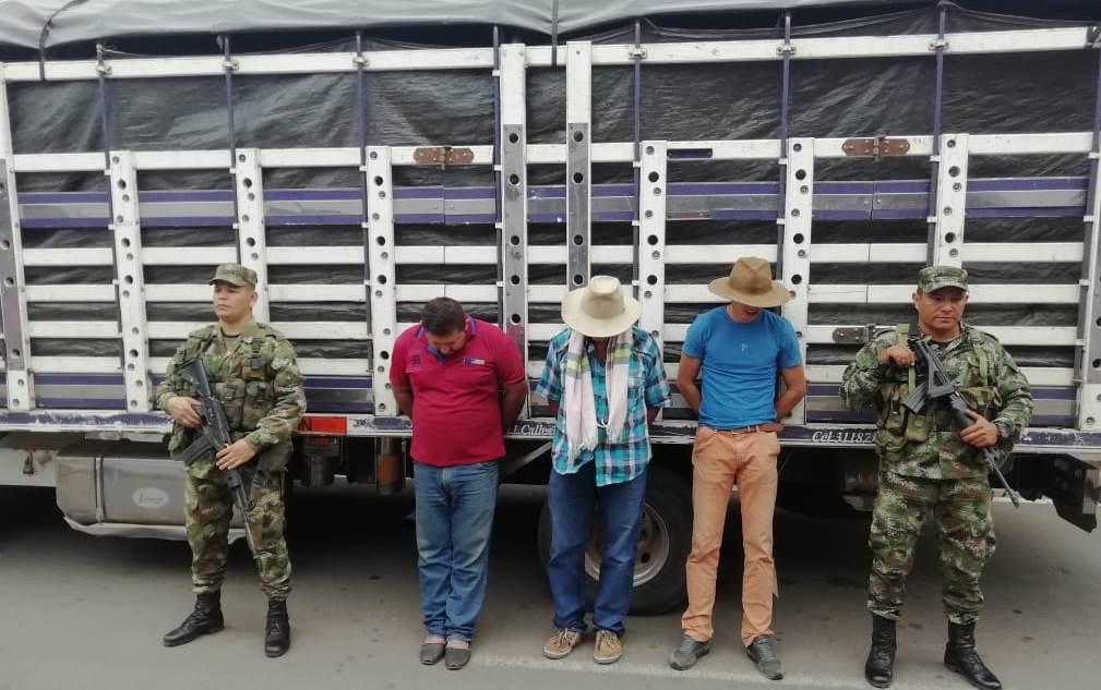 Acciones contra delitos contra el medio ambiente en Casanare