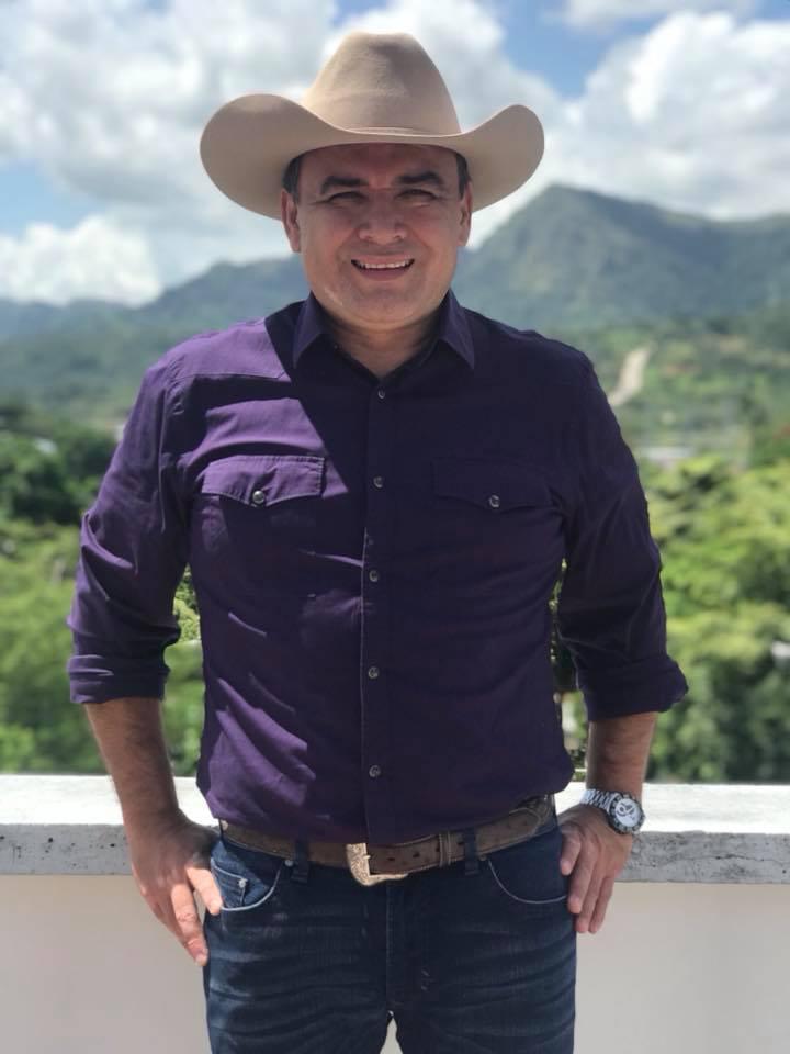 Haiver Gutierrez Montes dice que tiene aval del Centro Democrático para candidatura a alcaldía de Mani