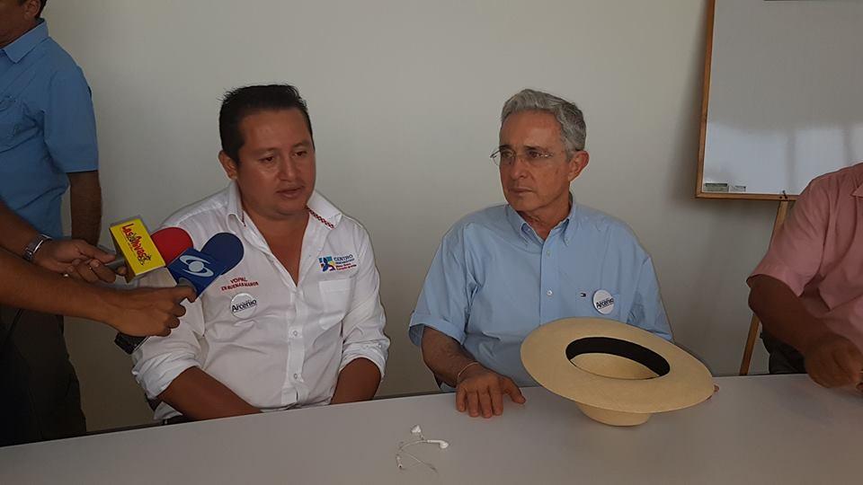 Arcenio Sandoval arrecia críticas a gobierno Leonardo Puentes en Yopal