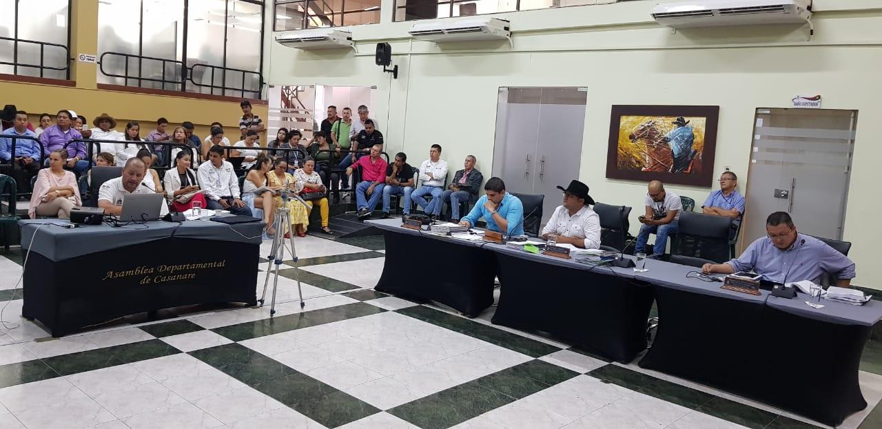Gobierno de Josué Alirio Barrera dice que ha invertido un billón de pesos en obras