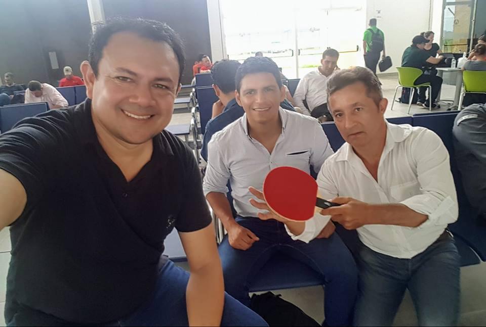 Periodistas ACORD Casanare viajan a Juegos Nacionales en Bucaramanga