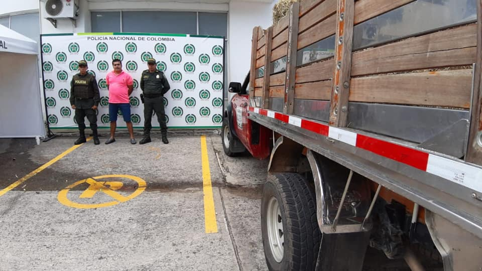 Ocultos En carrocería de un vehículo hallan  95 kilos de cocaína en Paz de Ariporo