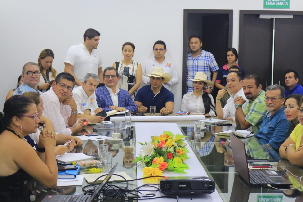 Preparan reunión ANI y Covioriente para evaluar peticiones de  Comité de doble calzada