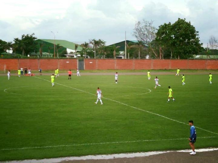 Bicentenario futbol club goleo en Yopal a CTB de Tunja