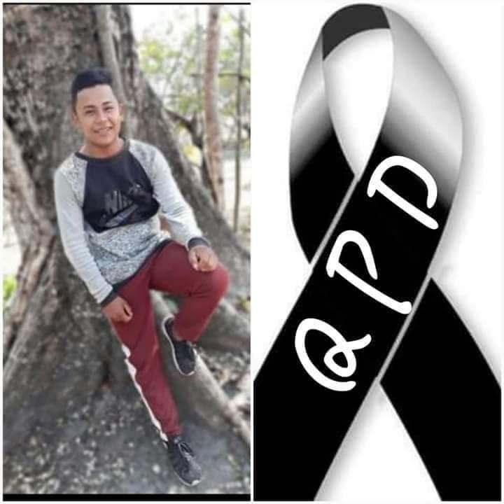 Consternación en Tilodirán por muerte en accidente de Johan Stiven Vargas