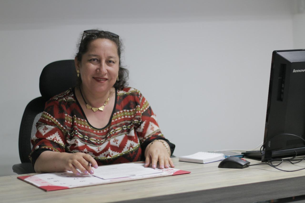Martha Elena Sánchez nueva Jefe de Prensa de la Gobernación de Casanare