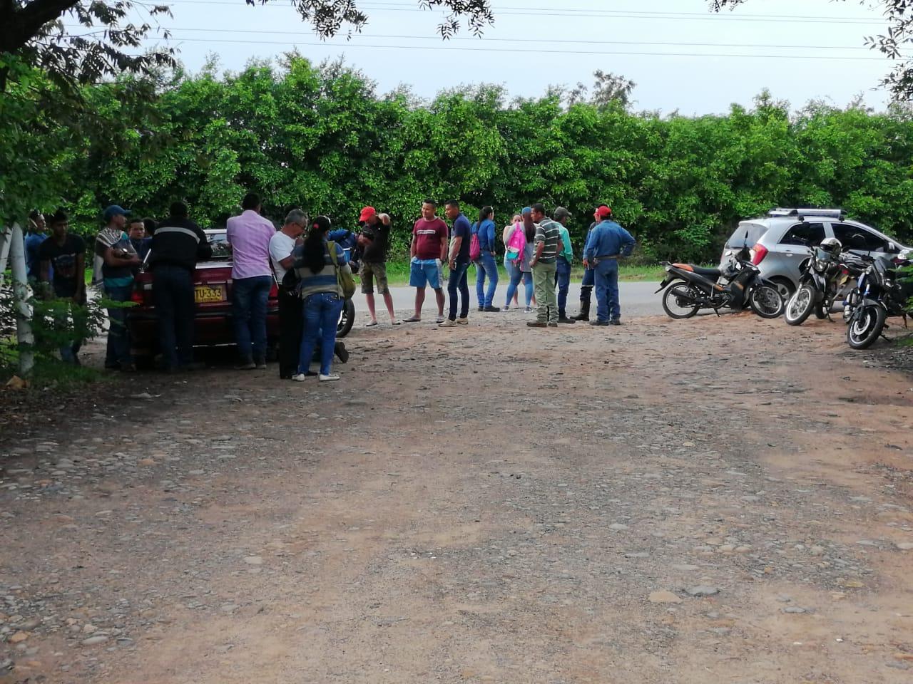 suspendida recolección y disposición final de basuras en Yopal