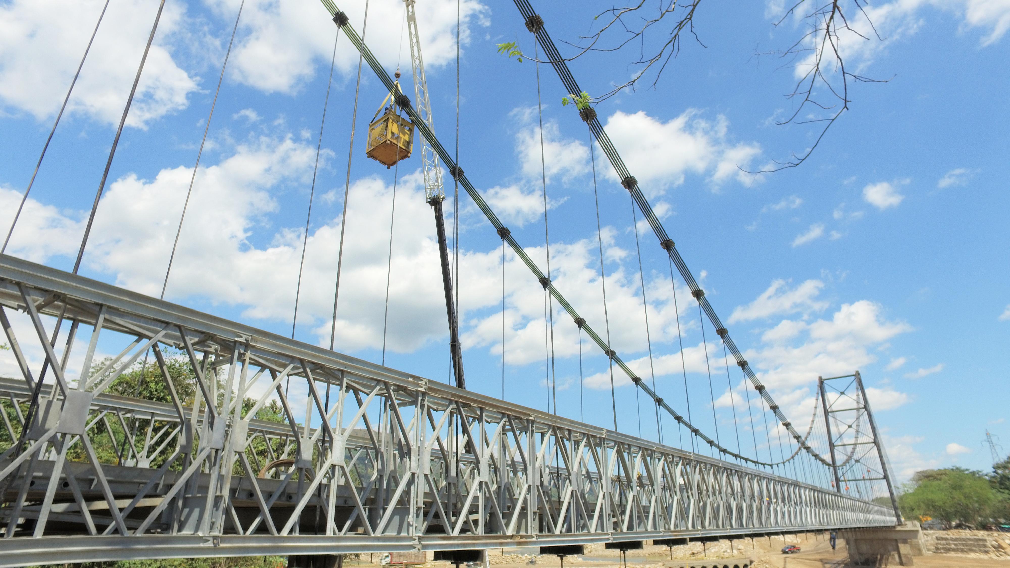 9  días de cierre tendrá  puente INVÍAS 2 en el Charte en vía Aguazul Yopal