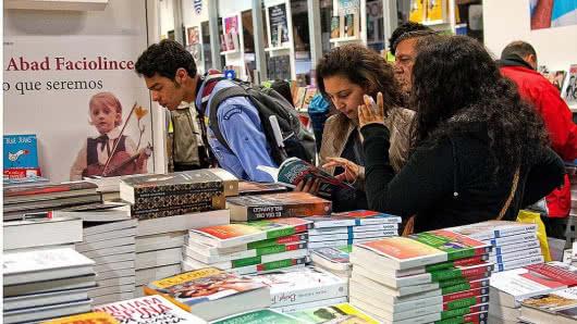 Ecopetrol  respalda Feria Internacional del Libro de Bogotá 'Colombia, 200 años'