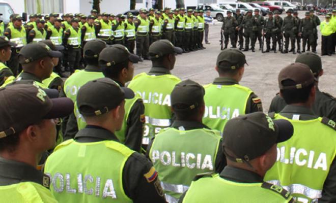 Escuadrón móvil de la policía combatirá  atracos