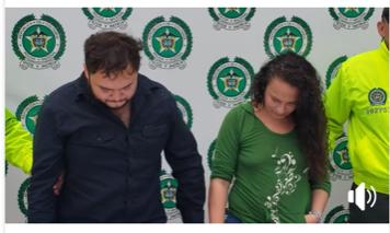 Capturan una pareja en Yopal   por tráfico de estupefacientes