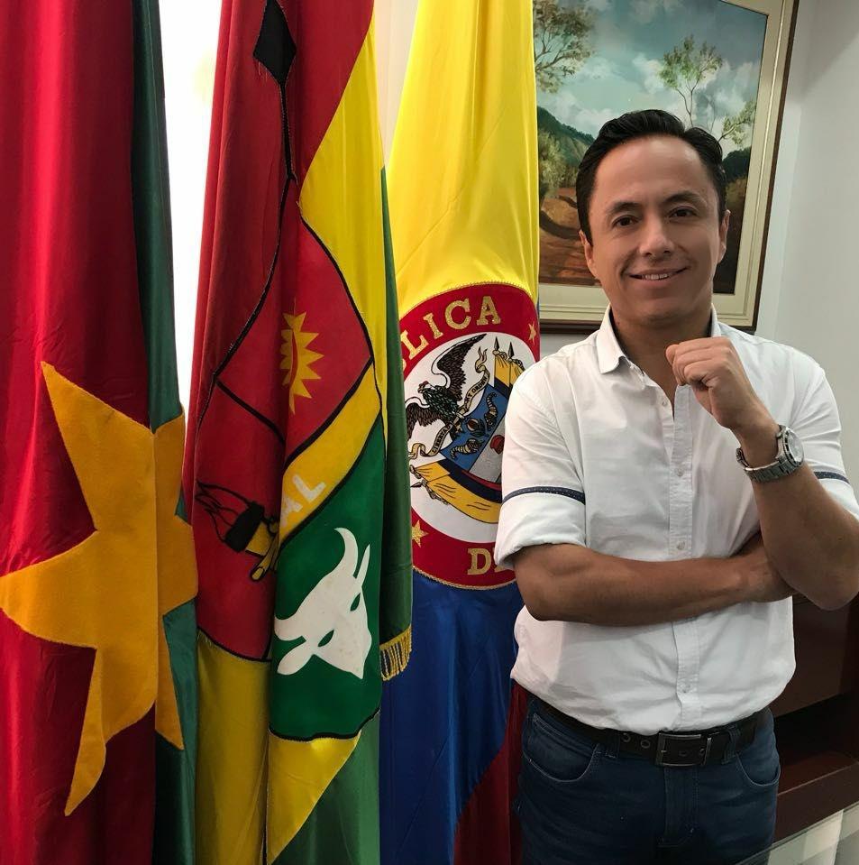 Arresto de alcalde René Leonardo Puentes se haría efectivo mañana