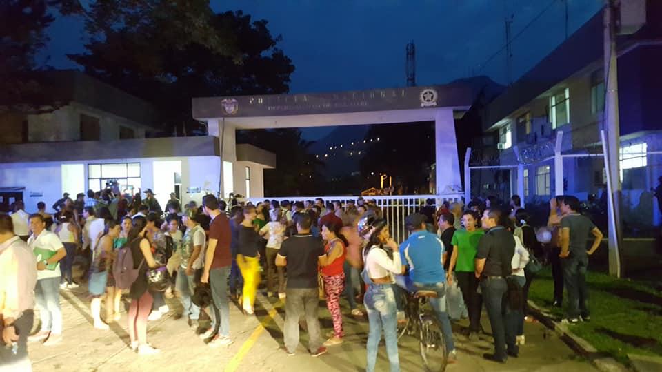 Arrestado en comando de policía amaneció alcalde de Yopal Leonardo Puentes