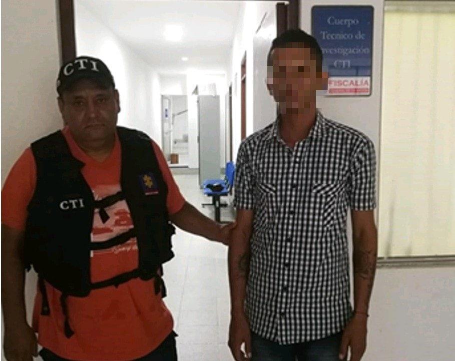 Capturan presunto homicida de Neyde Fabían Albarracín