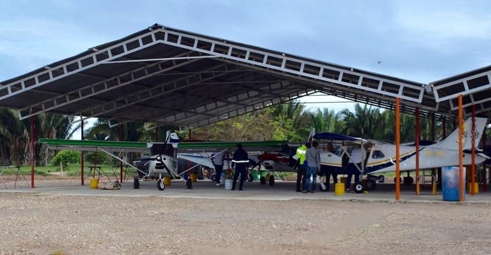 Inmovilizadas tres aeronaves por la FAC en  Pore Casanare