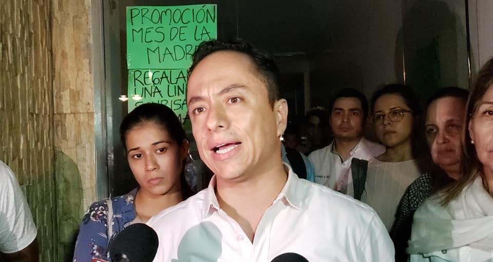 Alcalde de Yopal Leonardo Puentes libre pero su proceso sigue