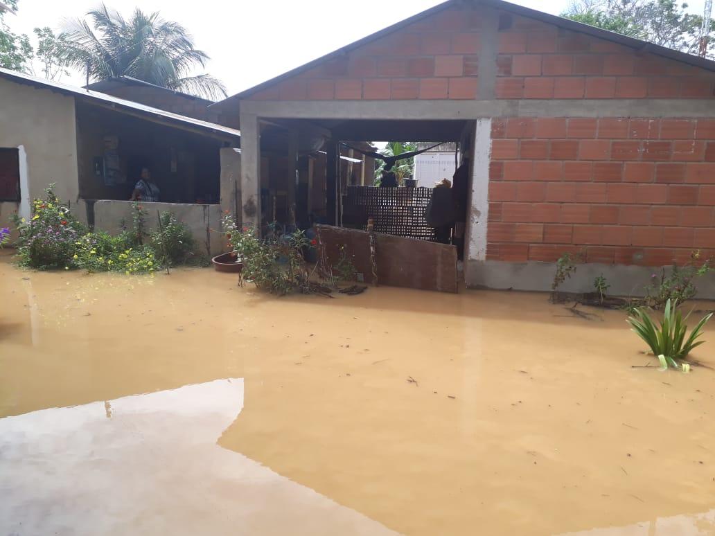 Invierno comienza a provocar inundaciones en el norte de Casanare