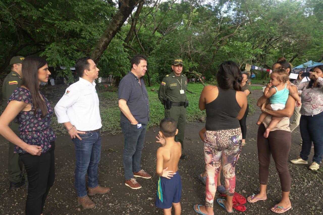 12 mil venezolanos residen en Yopal y otros 200 van de paso