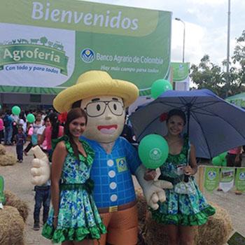 Banco Agrario se toma 3 municipios De Casanare con sus Microferias