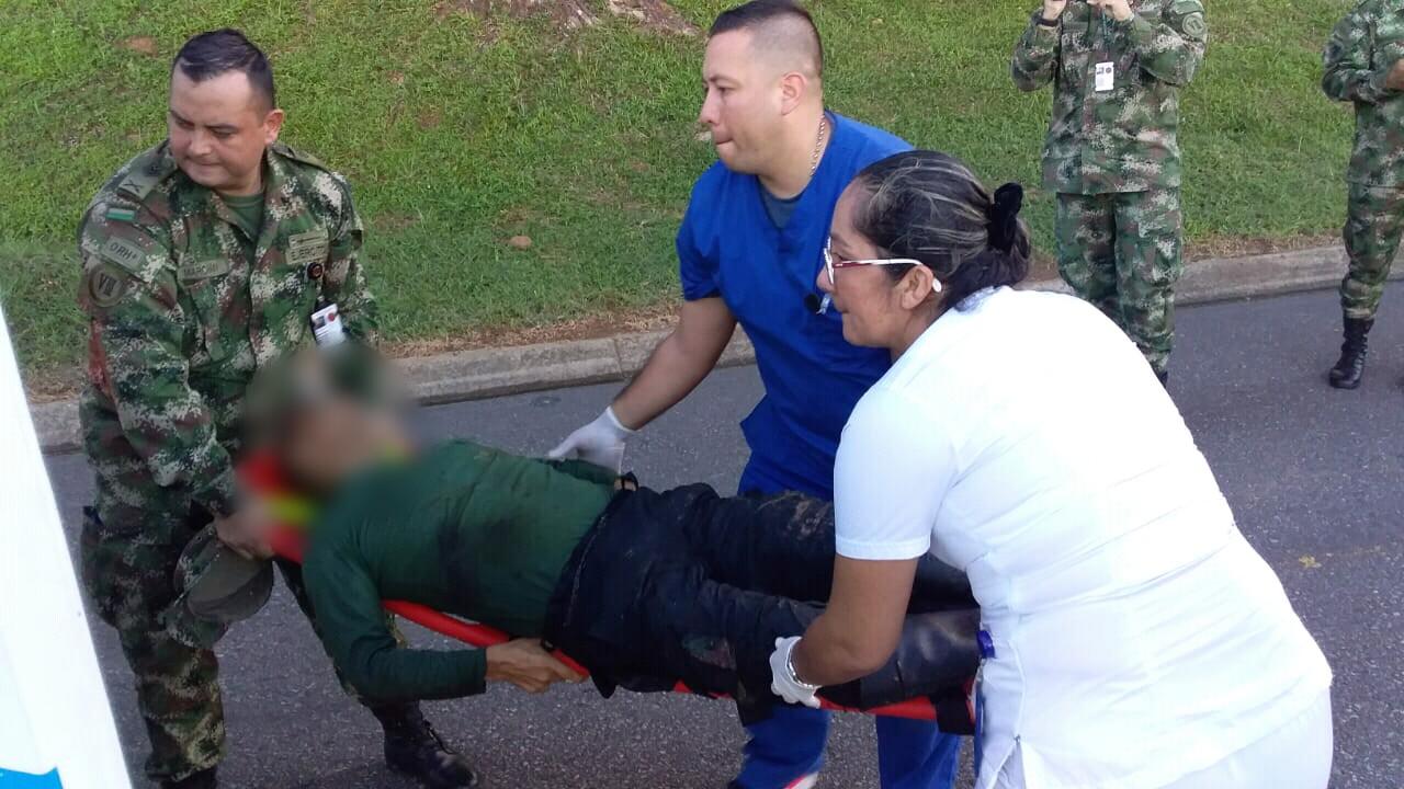 En támara capturan presunto integrante de disidencias de frente 28 de las Farc.